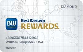 Best Western Rewards® Programına Katılın