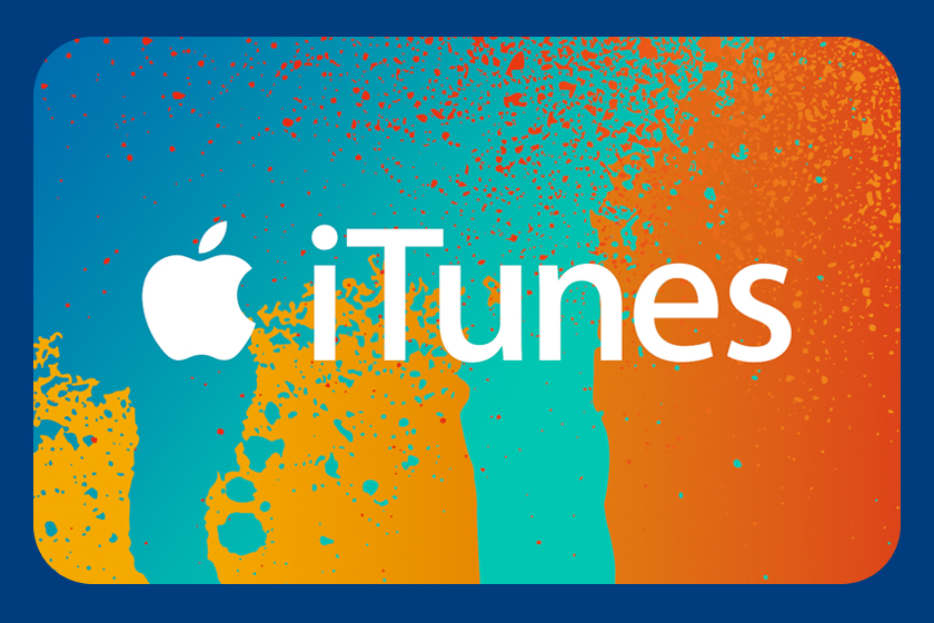 itunes giftcard